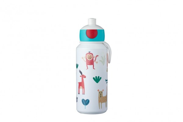 Mepal Flasche 0,4L Animal friends