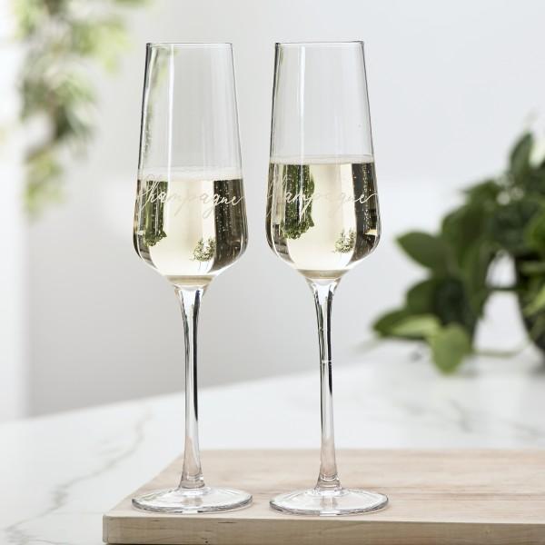 Rivièra Maison Champagnerglas 2er RIVIERA MAISON