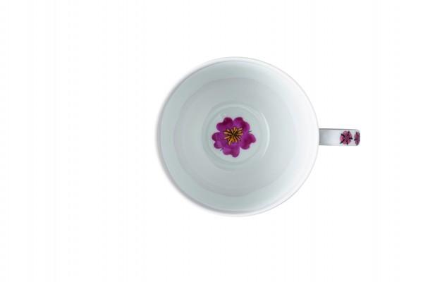 Rosenthal Cappuccino Obertasse MAGIC GARDEN BLOSSOM