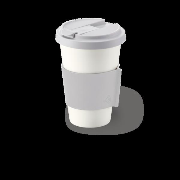Dibbern Coffee to go lichtgrau 0,35L