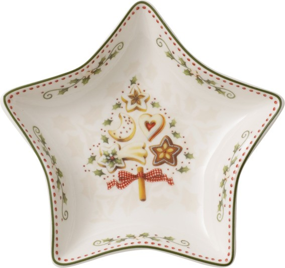 Villeroy & Boch Sternschale klein Baum WINTER BAKERY DELIGHT