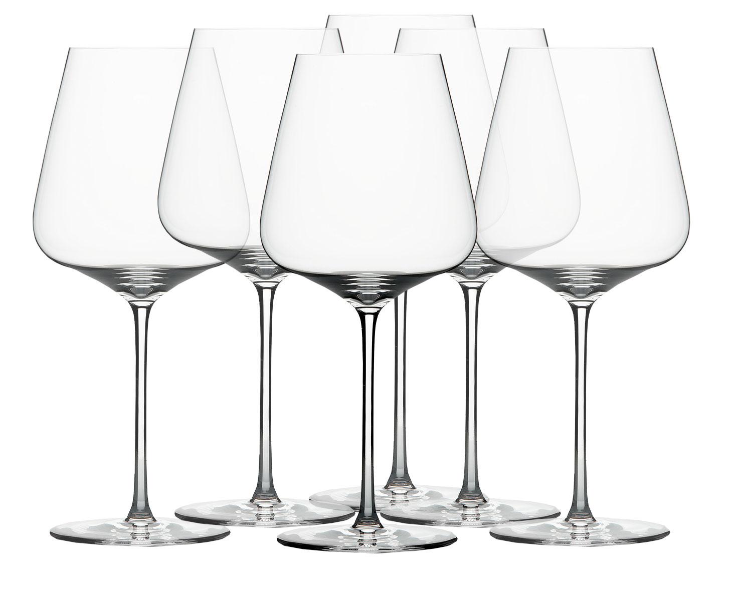 Bordeauxgläser (6er Set)