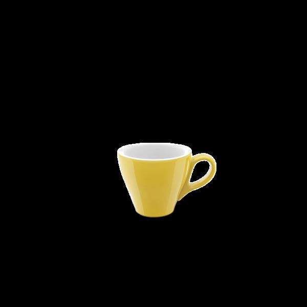 Dibbern Espresso Obere Classico 0,09L SOLID COLOR SONNENGELB