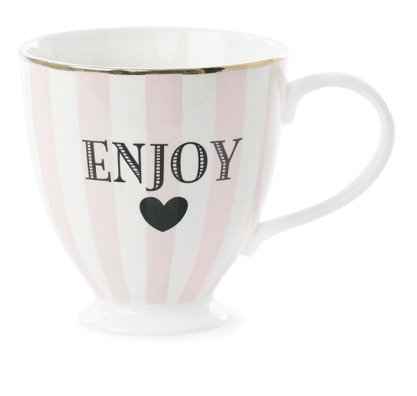"Miss Étoile Tasse ""Enjoy"""