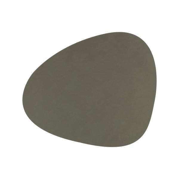 LindDNA Set curve L 37x44 armygrün NUPO