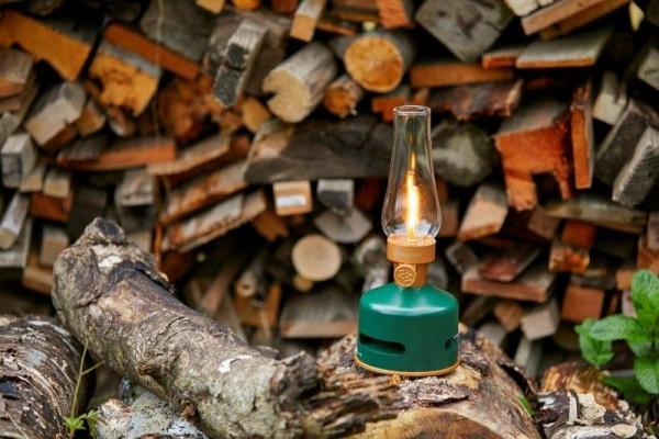 SBAM LED-Lampe/Lautsprecher grün MORI MORI