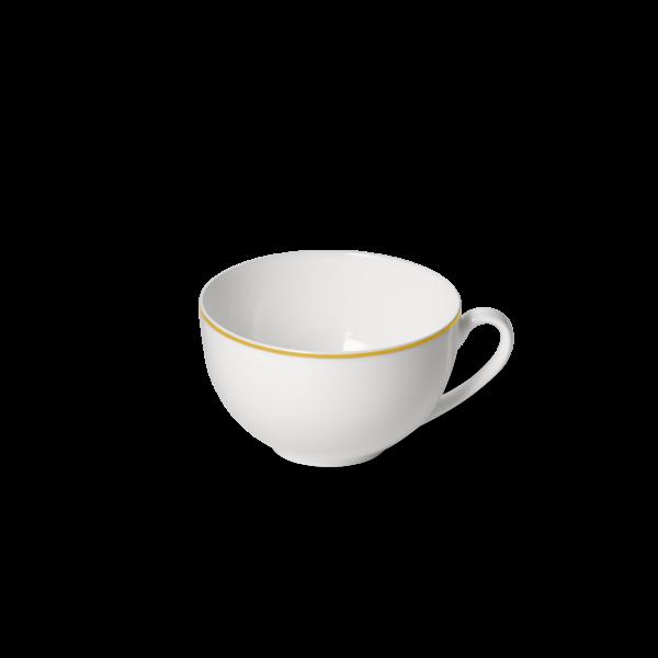 Dibbern Kaffee Obertasse 0,25L gelb SIMPLICITY