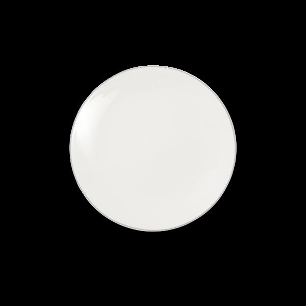 Dibbern Teller fl. 21cm grau 03021-1 SIMPLICITY