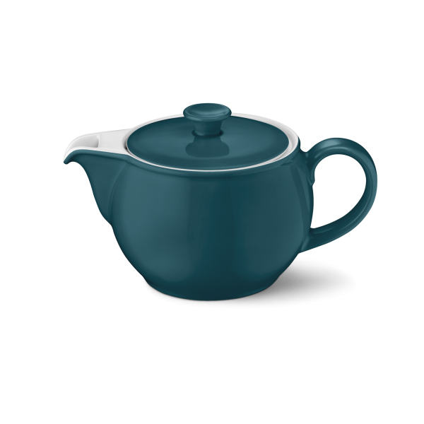 Dibbern Teekanne 1,1L SOLID COLOR PETROL
