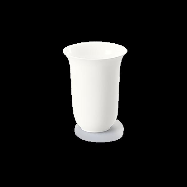 Dibbern Vase venezia 11cm weiß bisquit BONE CHINA ACCESSOIRES&GESCHENKE