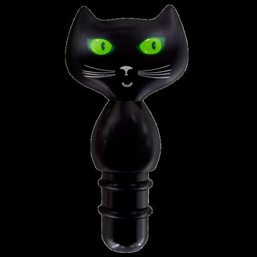 """Pylones Flaschenverschluß """"Schwarze Katze"""""""