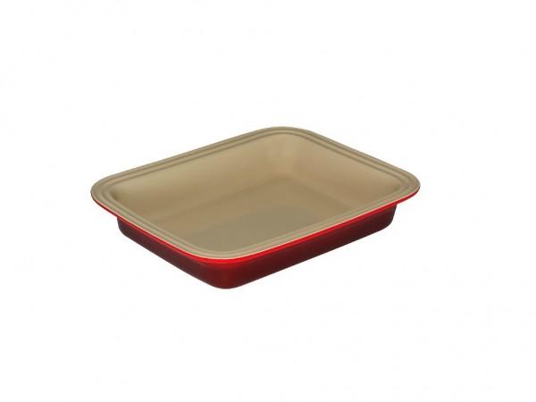 Le Creuset Lasagneform 31cm KIRSCHROT