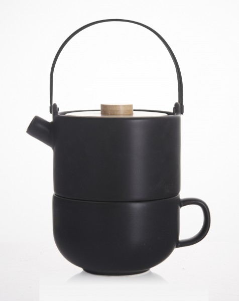Bredemeijer Tea for one schw Bambusd. 0,5L UMEA