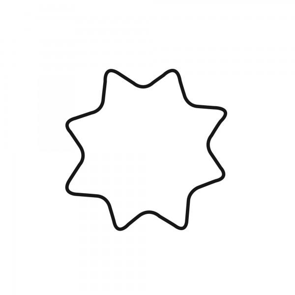 WMF Ausstecher Stern klein KAISER