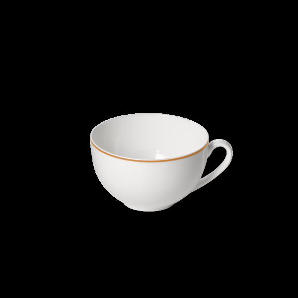 Dibbern Kaffee Obertasse 0,25L orange SIMPLICITY