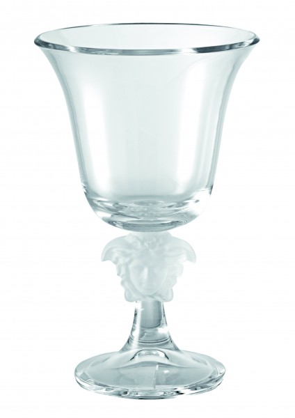 Rosenthal Vase 32cm VERSACE MEDUSA LUMIERE