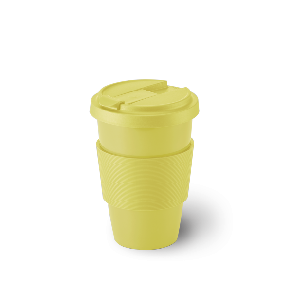 Dibbern Coffee to go Becher zitrone 0,35L