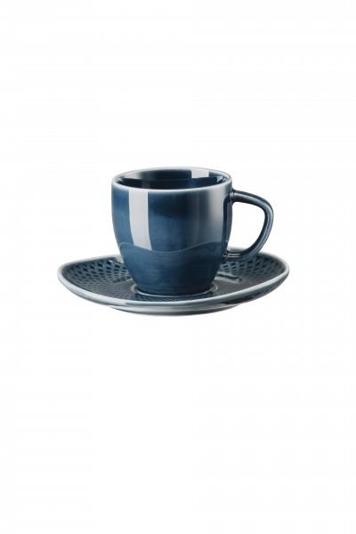 Rosenthal Espressountere JUNTO OCEAN BLUE