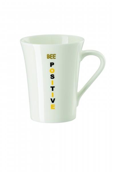 Hutschenreuther Henkelbecher Bee positive HR MY MUG COLLECTION BEES