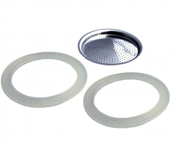 GEFU Filter+2xDichtung 3-4T