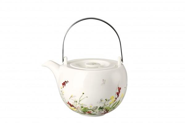 Rosenthal Teekanne 3tlg. Fleurs Sauvages