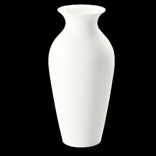 Dibbern Vase verona 30cm weiß bisquit BONE CHINA ACCESSOIRES&GESCHENKE