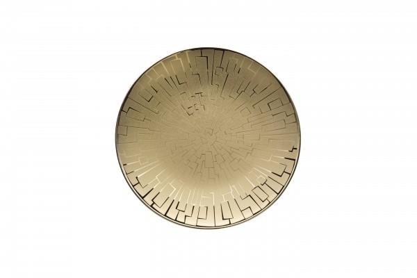 Rosenthal Teller flach 16cm TAC GROPIUS SKIN GOLD