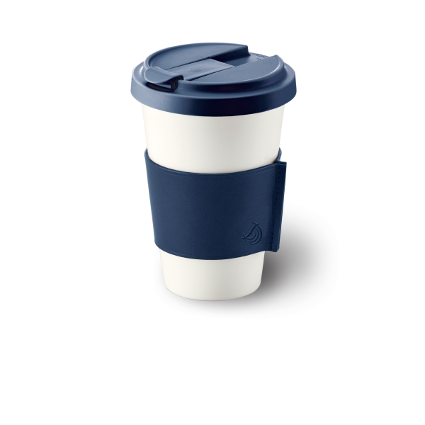 Dibbern Coffee to go marine 0,35L