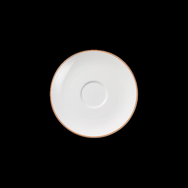 Dibbern Kaffeeuntere orange SIMPLICITY