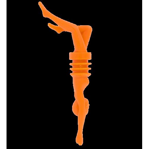 Flaschenverschluß (orange)