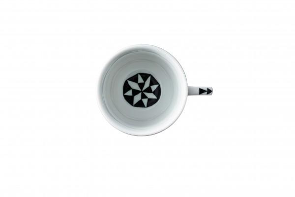 Rosenthal Espresso Obertasse MAGIC GARDEN BLACK SEEDS
