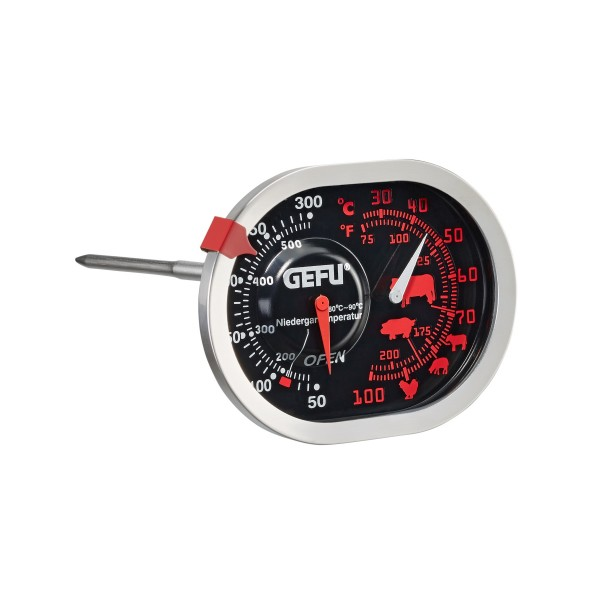 GEFU Braten- & Ofenthermometer Messimo 3in1