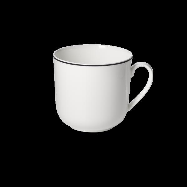 Dibbern Henkelbecher 0,32L schwarz SIMPLICITY