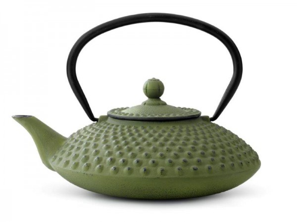 Bredemeijer Teekanne 1,25L grün XILIN inkl. Teesieb