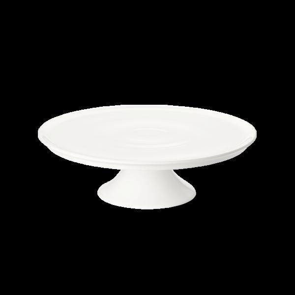 Dibbern Tortenplatte auf Fuß 32cm BONE CHINA CLASSIC