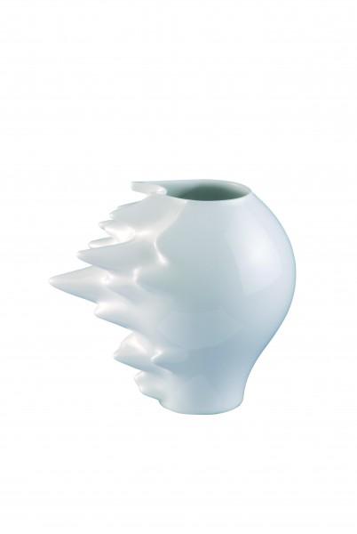 Rosenthal Vase 13cm FAST WEISS