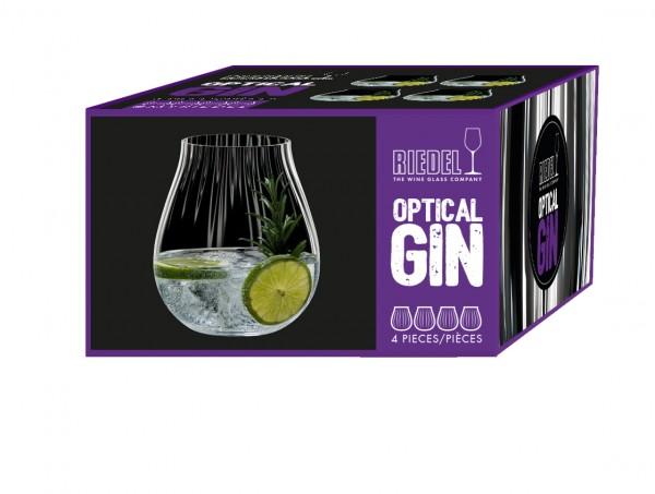 Riedel Gin Set Optic 4 Stück
