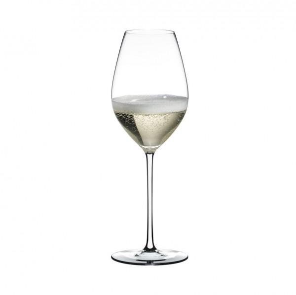 Riedel Champagnerglas FATTO A MANO (weiß)