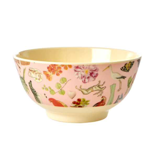 Rice Schale 15cm pink