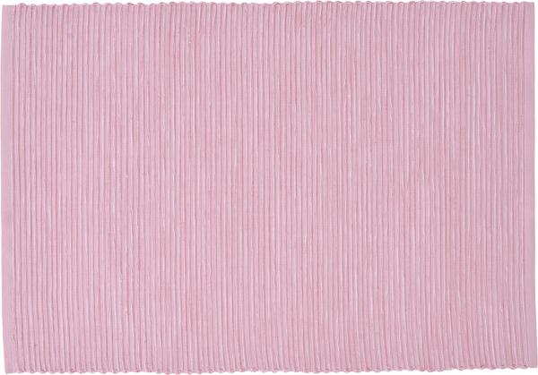 Sander Tischläufer 50x140 rosa BREEZE