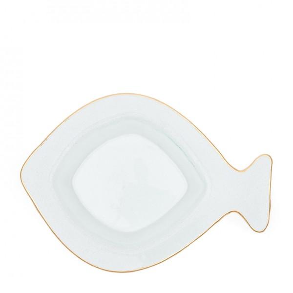 Rivièra Maison Schale S Happy Fish RIVIERA MAISON 17.5 x 3.5 x 11.5