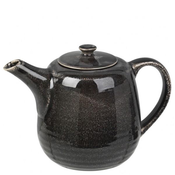 Broste Copenhagen Teekanne 1,3L NORDIC COAL