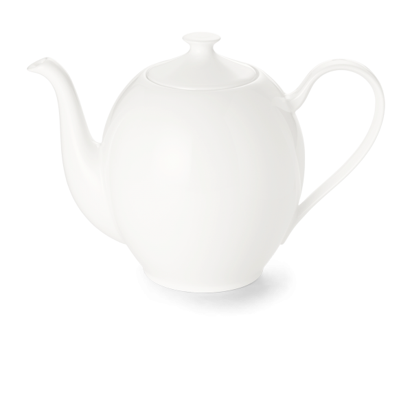 Dibbern Kaffeekanne rund 1,40L BONE CHINA CLASSIC