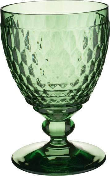 Villeroy & Boch Rotweinglas grün
