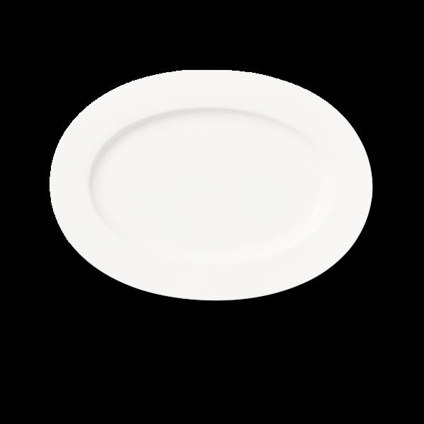 Dibbern Platte oval 34cm BONE CHINA CLASSIC