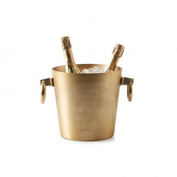 Rivièra Maison Champagnerkühler gold Royalton