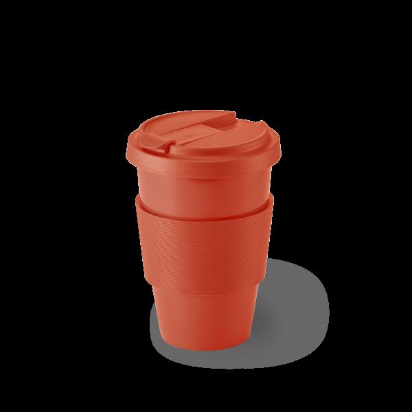 Dibbern Coffee to go Becher koralle 0,35L