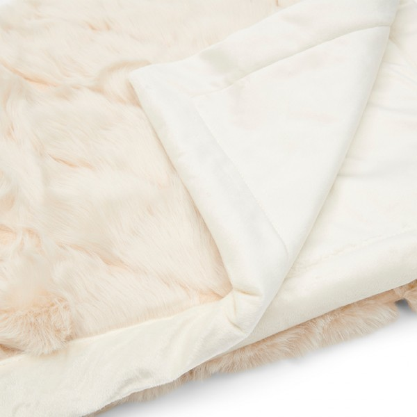 Rivièra Maison Decke 170x130 Diamond Faux Fur RIVIERA MAISON