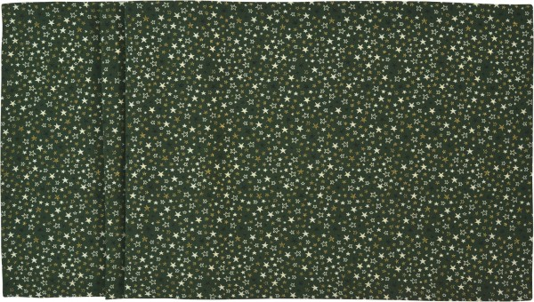 Sander Tischdecke 150x250 grün GALAXIA