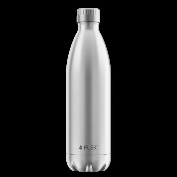 FLSK Isoflasche 1L Edelstahl